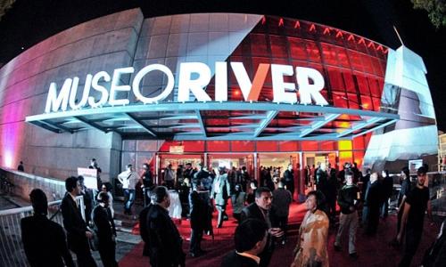Realidad Virtual, la última atracción del Museo de River