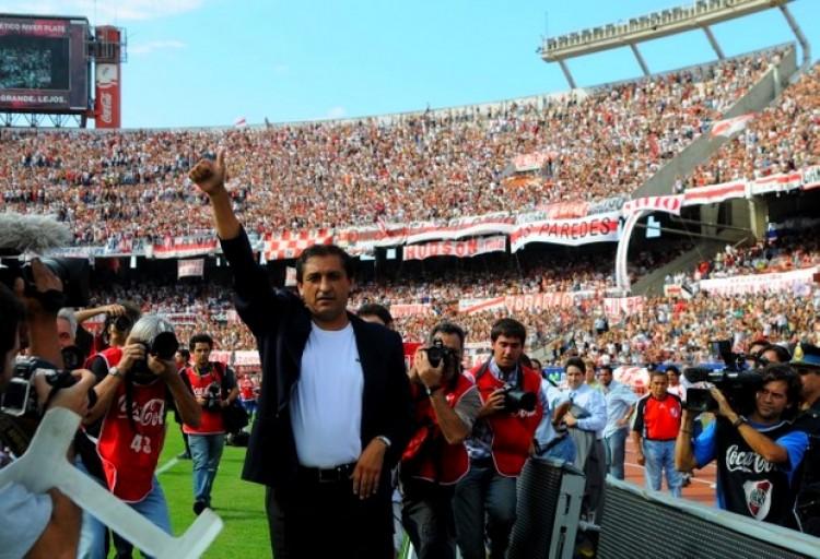 Feliz cumpleaños Ramon Diaz!