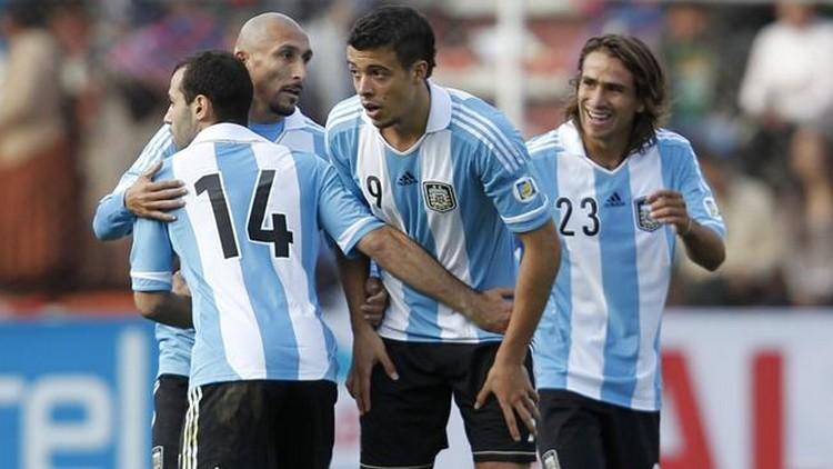 Leo Ponzio entró en el segundo tiempo en La Paz..(Imagen: Agencia AP)