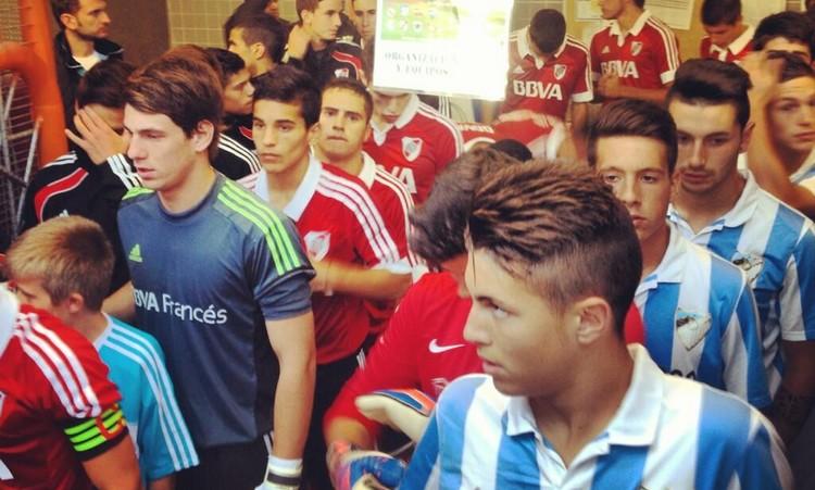 Sub17 vs Malaga