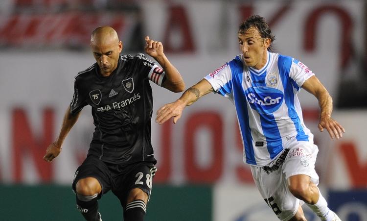 """El """"Lobo"""" Ledesma volvió a ser la figura del equipo de Ramón (Foto: Diario Olé)"""