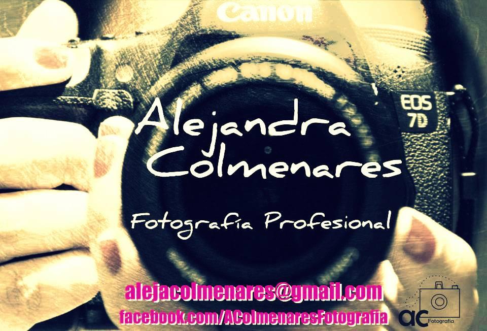 """Alejandra Colmenares"