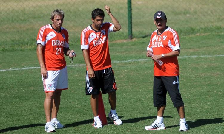 Bottinelli vuelve a estar entre los concentrados (FOTO: Diario Olé)